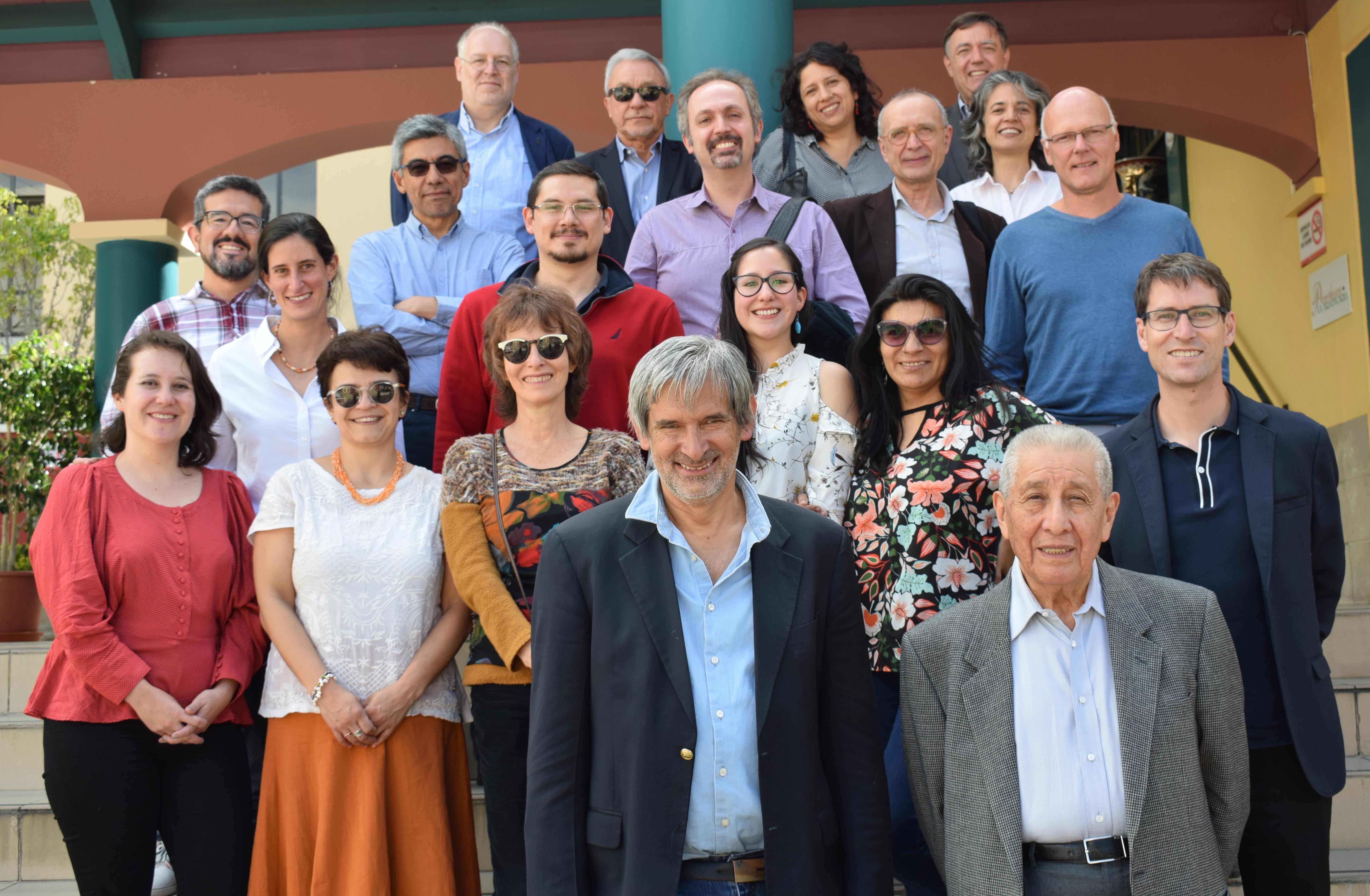 Grupo Iberconceptos Ecuador 2018